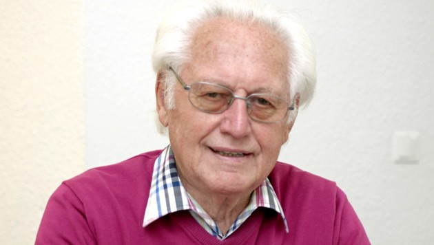 Gottfried Grandl, 1934 bis 2019. (Bild: Pototschnig Franz)