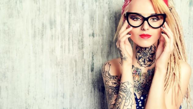 So Pflegen Sie Tattoos Richtig Krone At