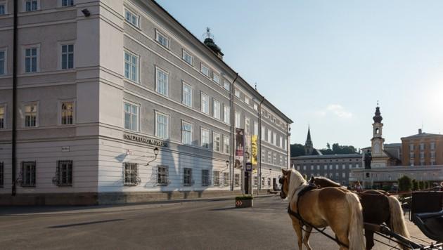 (Bild: Salzburg Museum/Bryan Reinhart)