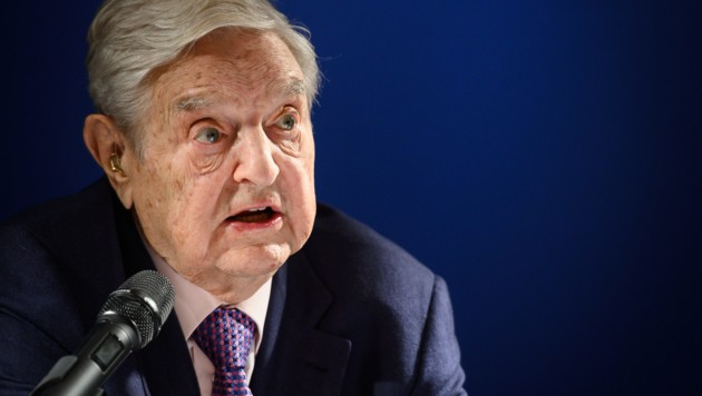 George Soros (Bild: AFP)