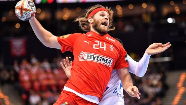 Dänemark-Superstar Mikkel Hansen (Bild: Associated Press)
