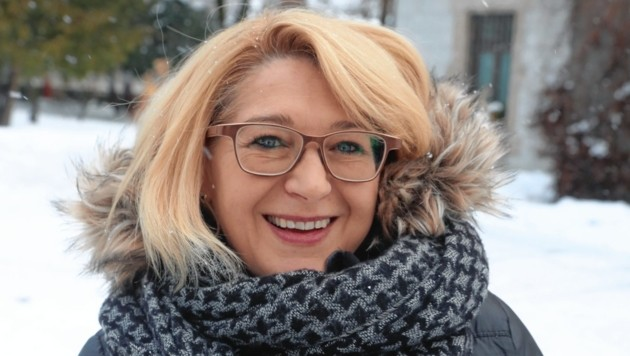 Die Schladminger Bürgermeisterin Elisabeth Krammel (Bild: Sepp Pail)