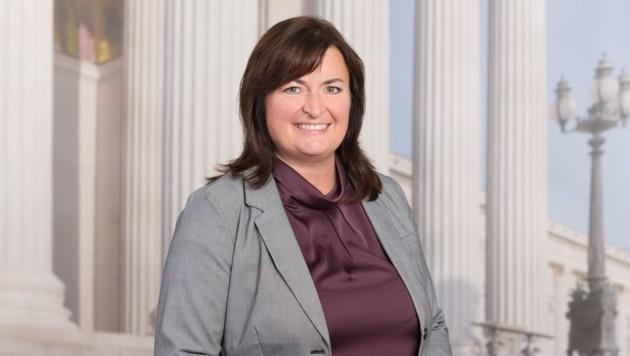 Nationalrätin Petra Wimmer ist die neue Nr. 1 bei der Welser SPÖ. (Bild: © Parlamentsdirektion / PHOTO SIMONIS)