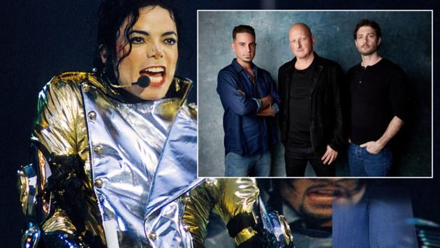 "Die Doku ""Leaving Neverland"" sorgt bei Fans des ""King of Pop"" für Entsetzen. (Bild: Taylor Jewell/Invision/AP; krone.at-Grafik)"