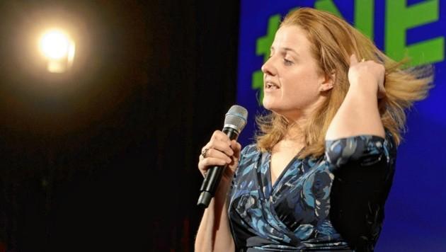 Karin Feldinger aus Elsbethen will ins Europa-Parlament. (Bild: SEPA.Media KG | Martin Juen | www.sepa.media)