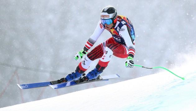 Der Radtstädter Christopher Neumayer durfte sich in Kitzbühel über seine besten Weltcupergebnisse freuen (Bild: REUTERS)