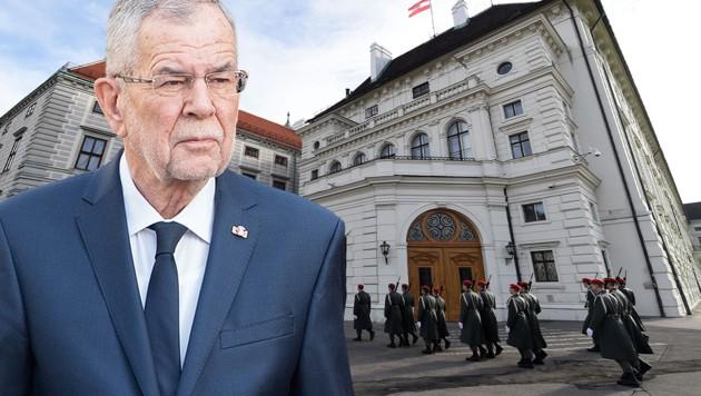 (Bild: APA, APA/Bundesheer/Carina Karlovits, krone.at-Grafik)