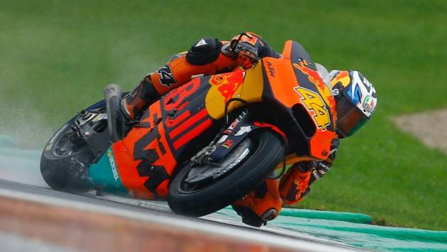 Stefan Pierer gibt mit KTM weiter Gas. Die Mattighofener, die auch in der Straßen-WM-Königsklasse MotoGP aufzeigen, verkauften im abgelaufenen Geschäftsjahr insgesamt 261.454 Motorräder. (Bild: Gerhard Schiel)