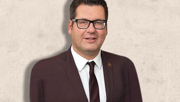 Der SPÖ-Nationalratsabgeordnete Robert Laimer (Bild: Parlament, stock.adobe.com, krone.at-Grafik)