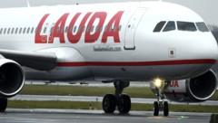 Ein Airbus A320 der LaudaMotion-Flotte (Bild: APA/Robert Jäger)