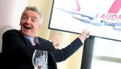 Ryanair-CEO Michael O'Leary (Bild: APA/Helmut Fohringer)