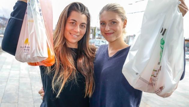 Verbot für Plastiksackerl ist eigentlich ab 2020 geplant (Bild: Markus Tschepp)