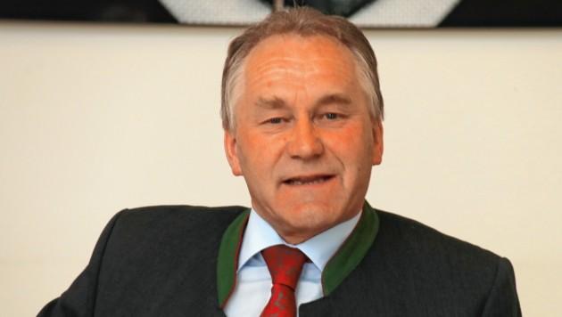 Fachgruppenobmann und Hotelier Hans Spreitzhofer (Bild: Juergen Radspieler)
