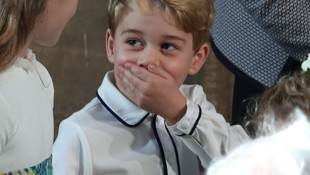 Prinz George (Bild: AFP )