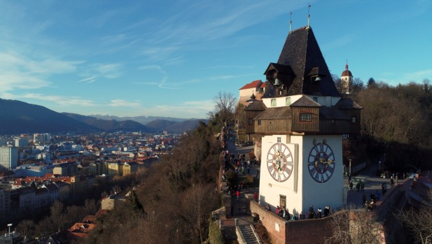 1871 Drogendelikte wurden im Vorjahr in Graz zur Anzeige gebracht. (Bild: ©aero-pictures.de - stock.adobe.com)