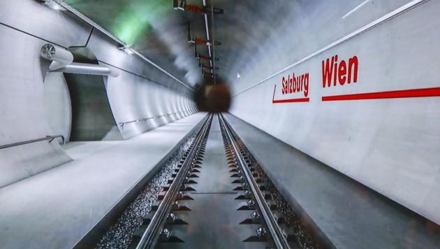 8bc93f23568446 Salzburg schaut mit dem Tunnelblick in die Zukunft   krone.at