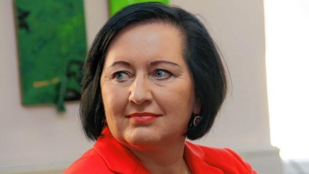Die steirische Bildungsdirektorin Elisabeth Meixner (Bild: Juergen Radspieler)