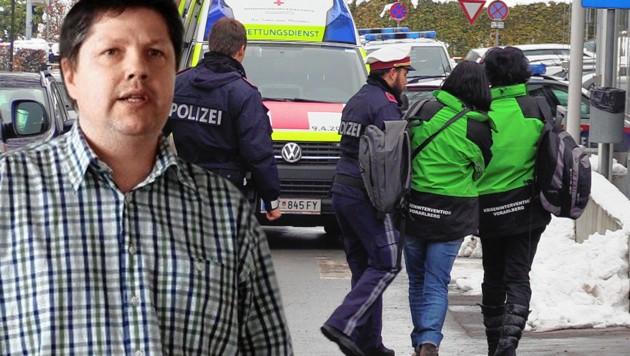 Beamter der Asylbehörde mit Halsstich ermordet