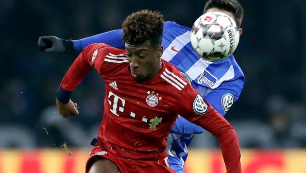 Bayern Munchen Zittert Sich Im Dfb Pokal Weiter Krone At