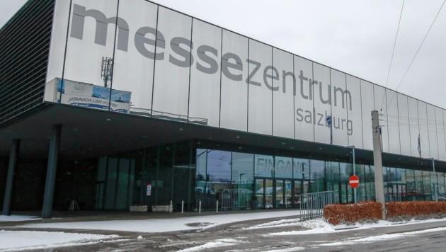 Salzburg, Messezentrum (Bild: Markus Tschepp)