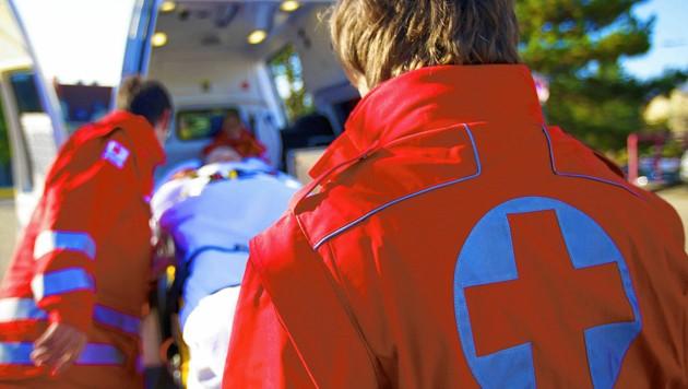 (Bild: Österreichisches Rotes Kreuz (Symbolbild))