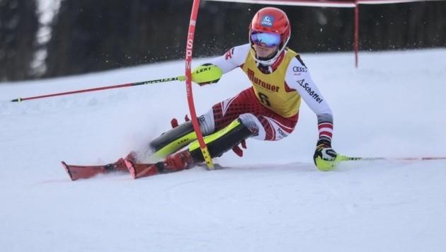 Lukas Paßrugger gilt als eine der heißesten Nachwuchsaktien im alpinen Skisport. (Bild: Lukas Paßrugger)