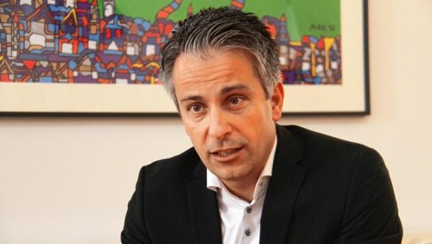 Der Grazer VP-Sozialstadtrat Kurt Hohensinner. (Bild: Jauschowetz Christian)