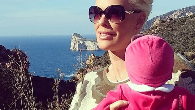 Brigitte Nielsen Will Have Another Baby With 55 Years