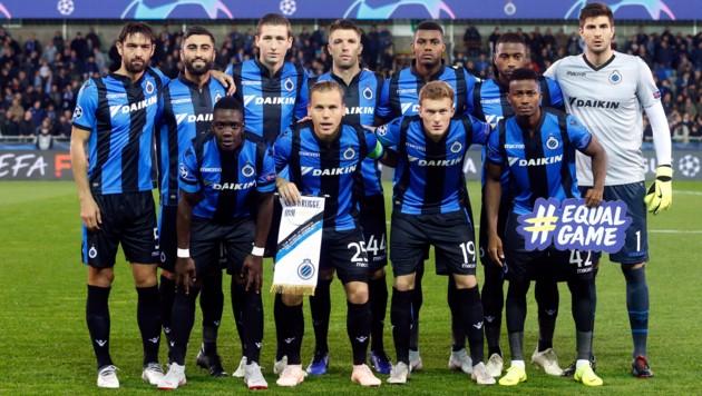 Bei Salzburg Gegner Brugge Liegen Die Nerven Blank Krone At