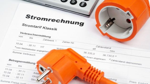 Strom wird teurer - auch in der Steiermark. (Bild: © Eisenhans - stock.adobe.com)