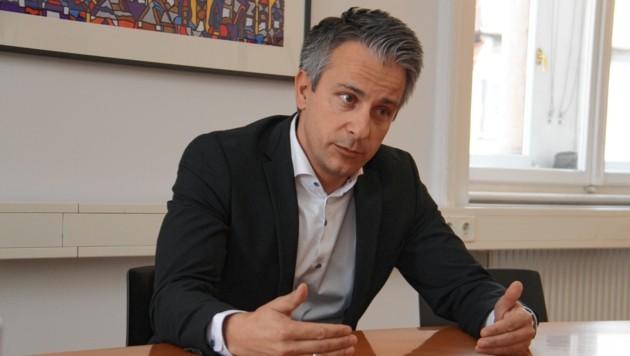 Der Grazer VP-Bildungsstadtrat Kurt Hohensinner (Bild: Jauschowetz Christian)
