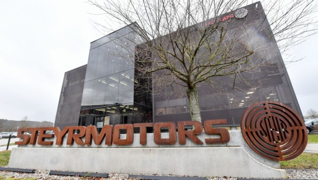 Am 26. Februar steigt die Sanierungsplantagsatzung von Steyr Motors am Konkursgericht. (Bild: Harald Dostal)