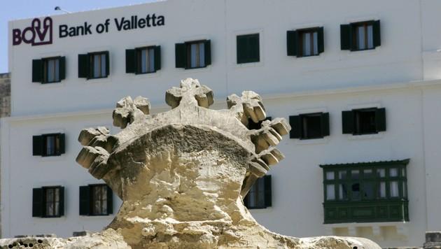 Zweitgrößte Bank auf Malta zeitweise geschlossen