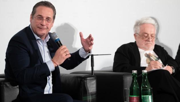 Strache sagt islamischem Antisemitismus Kampf an