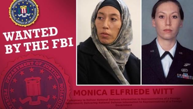 FBI fahndet weltweit nach dieser Spionin