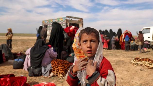 (Bild: APA/AFP/DELIL SOULEIMAN)