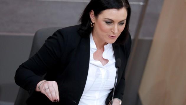 Elisabeth Köstinger (ÖVP) (Bild: APA/GEORG HOCHMUTH)