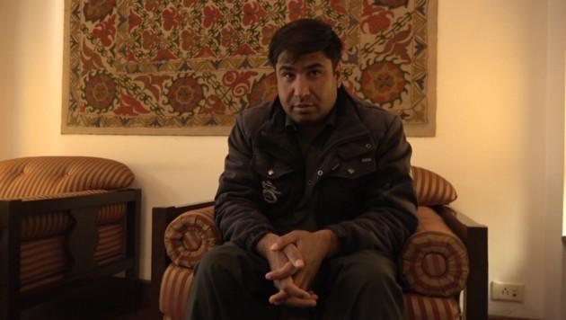 Bacht Kamal war zehn Monate in Europa und kehrte freiwillig nach Afghanistan zurück. (Bild: Alexander Bischofberger-Mahr)