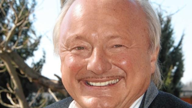 Anton Scherbinek, Bürgermeister von Premstätten (Bild: Christian Jauschowetz)