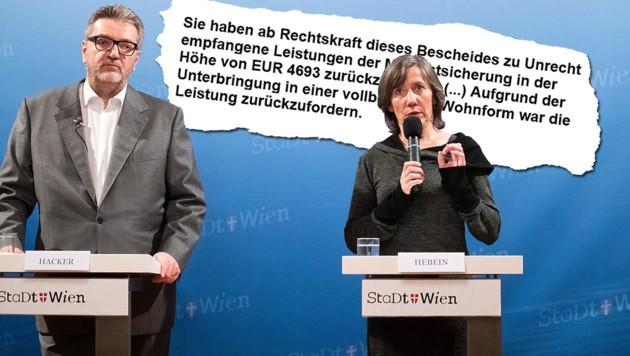 Neue Fälle: Wien zahlte zu viel Sozialgeld aus