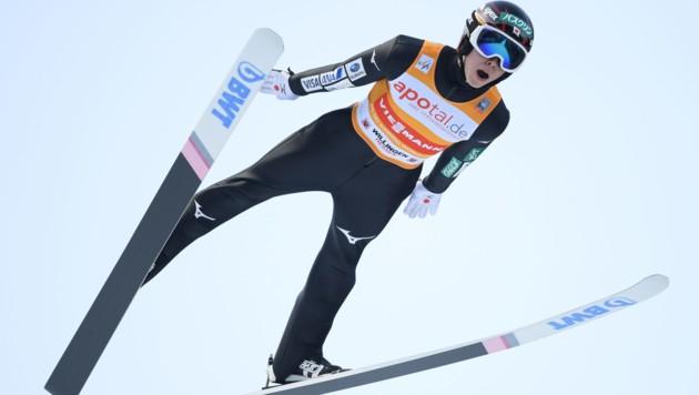 Ryoyu Kobayashi (Bild: AFP)