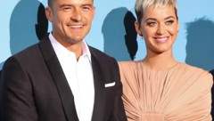 Orlando Bloom und Katy Perry (Bild: AFP)