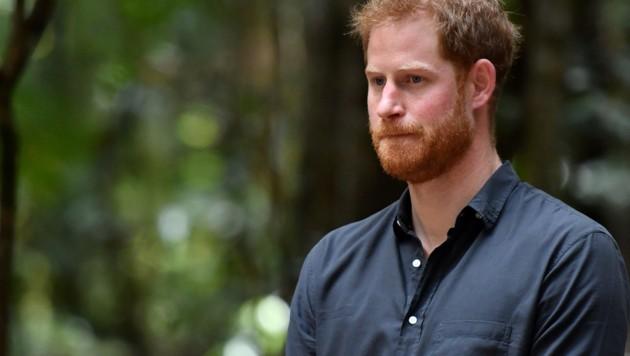 Prinz Harry (Bild: AFP)