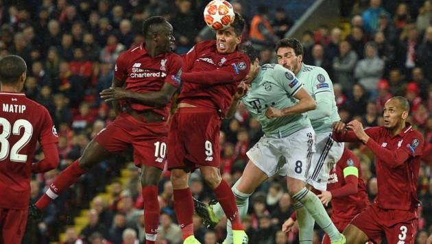 Liverpool Furioso Bleibt Aus Bayern Gewinnt 0 0 Krone At