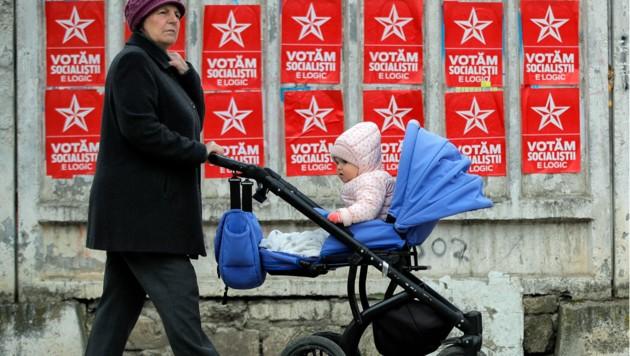 Europas Armenhaus Moldau driftet Richtung Russland