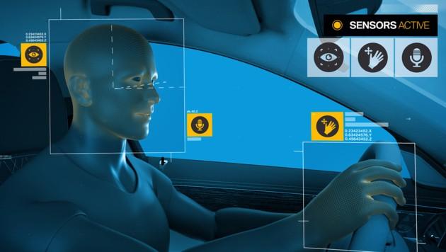 BMW soll künftig auf Fingerzeig, Blicke reagieren