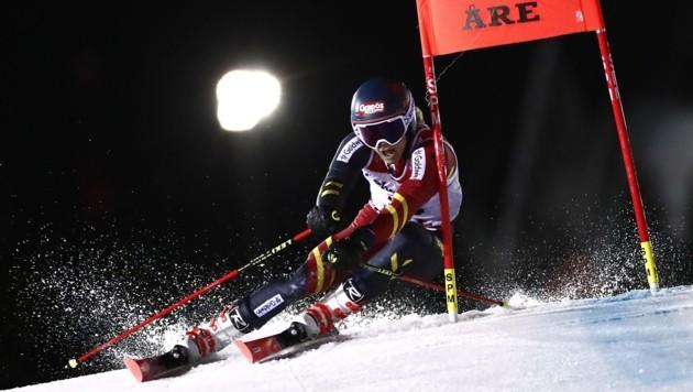 Sam Maes gilt als eines der größten Skitalente der Gegenwart. (Bild: CHRISTIAN HARTMANN)