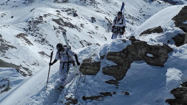 4000 Höhenmeter müssen im Aufstieg überwunden werden. (Bild: zVg)