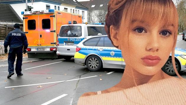 (Bild: APA/dpa/Ina Fassbender, Polizei Berlin, krone.at-Grafik)