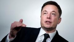 Elon Musk (Bild: AFP )